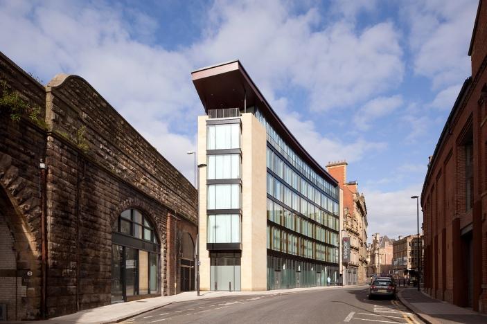 Clash & Sansome Hall Architects win Hadrian Awards