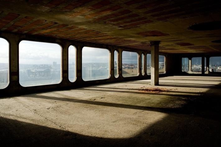Gateshead Get Carter Car Park by Owen Luder Architects