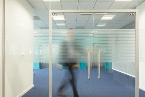 Siemens Wind Control Centre interiors
