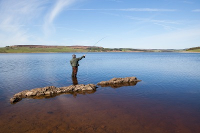 Derwent Reservoir, Northumbrian Water, 2015