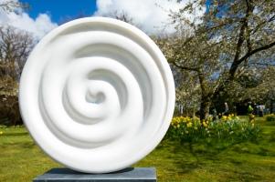 Sculpture at Cheeseburn, Northumberland